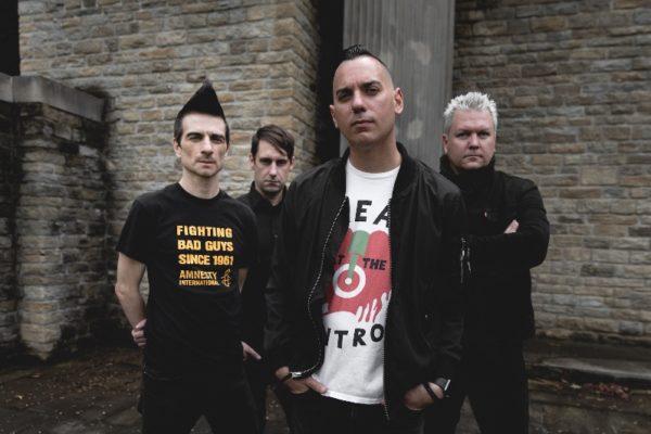 Anti-Flag Band 2019