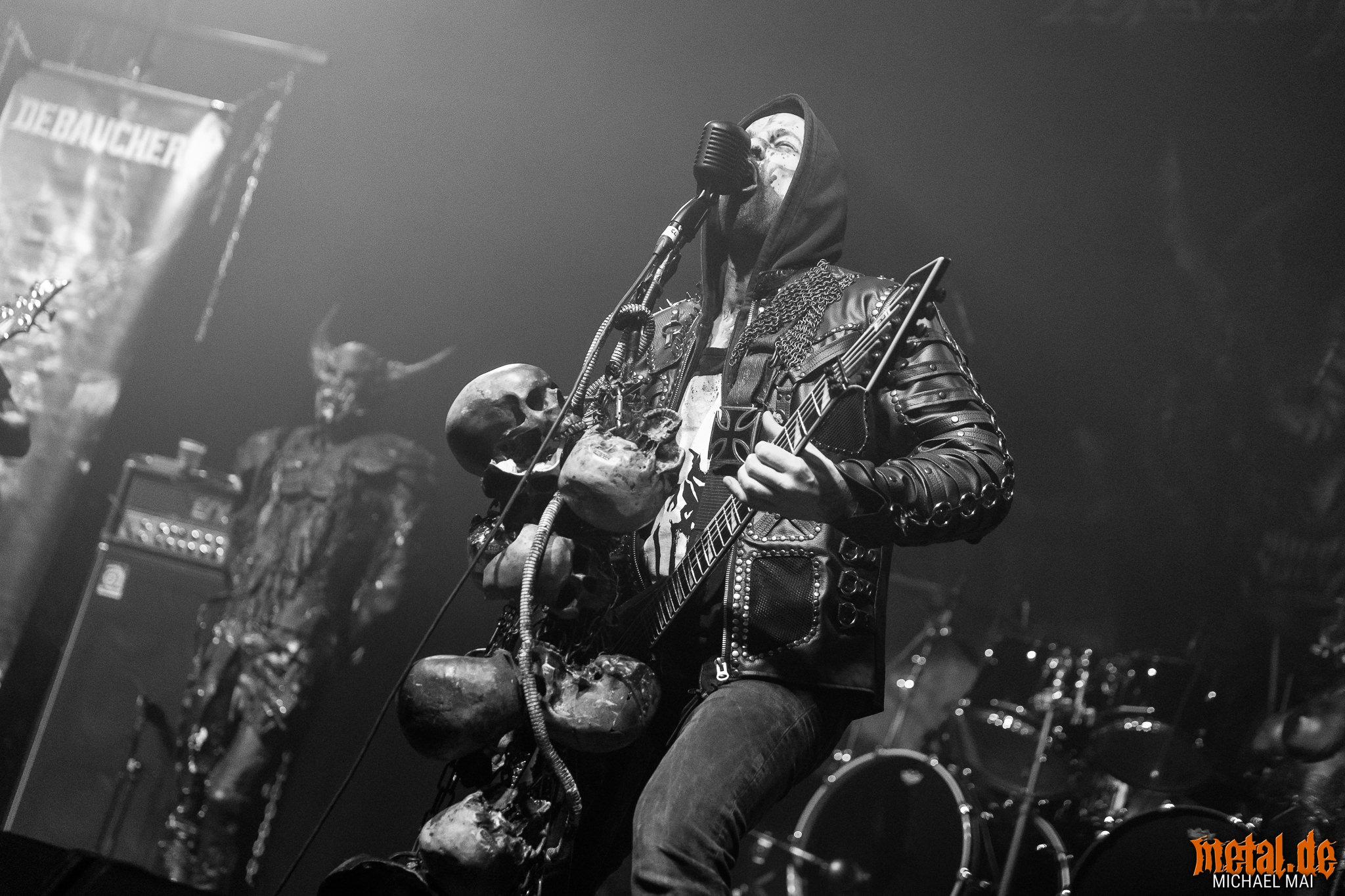 Konzertfoto von Debauchery - Ruhrpott Metal Meeting 2019