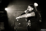 Trevor von The Black Dahlia Murder