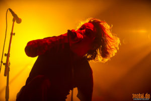 Konzertfoto von The Devil Wears Prada auf dem Knockdown Festival 2019 in Karlsruhe