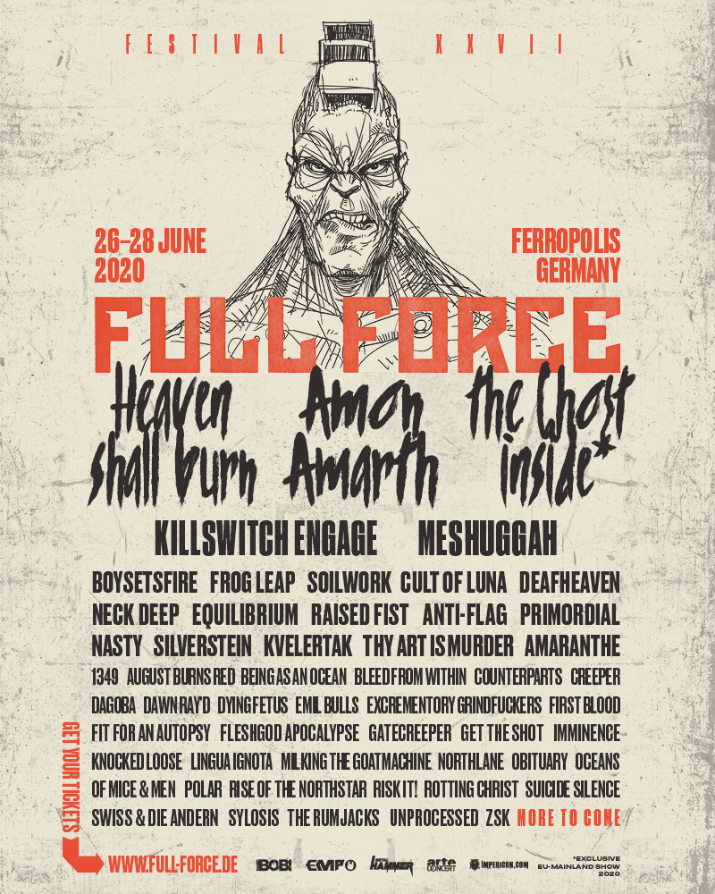 Full Force 2020