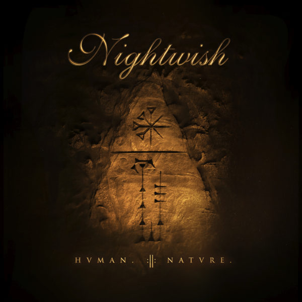Nightwish Human Nature Cover Artwork