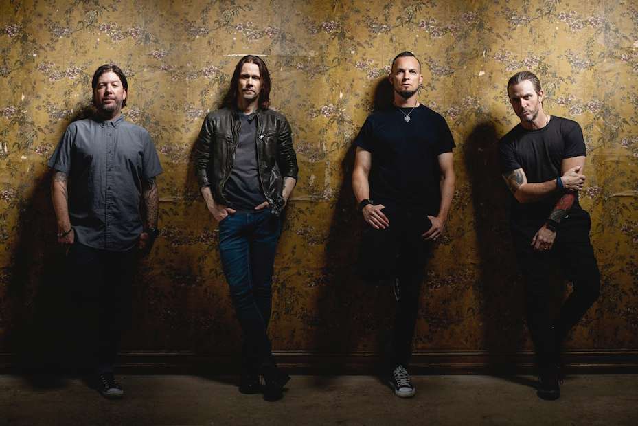 """Alter Bridge - Veröffentlichen Video zur neuen Single """"Godspeed"""" • metal.de"""