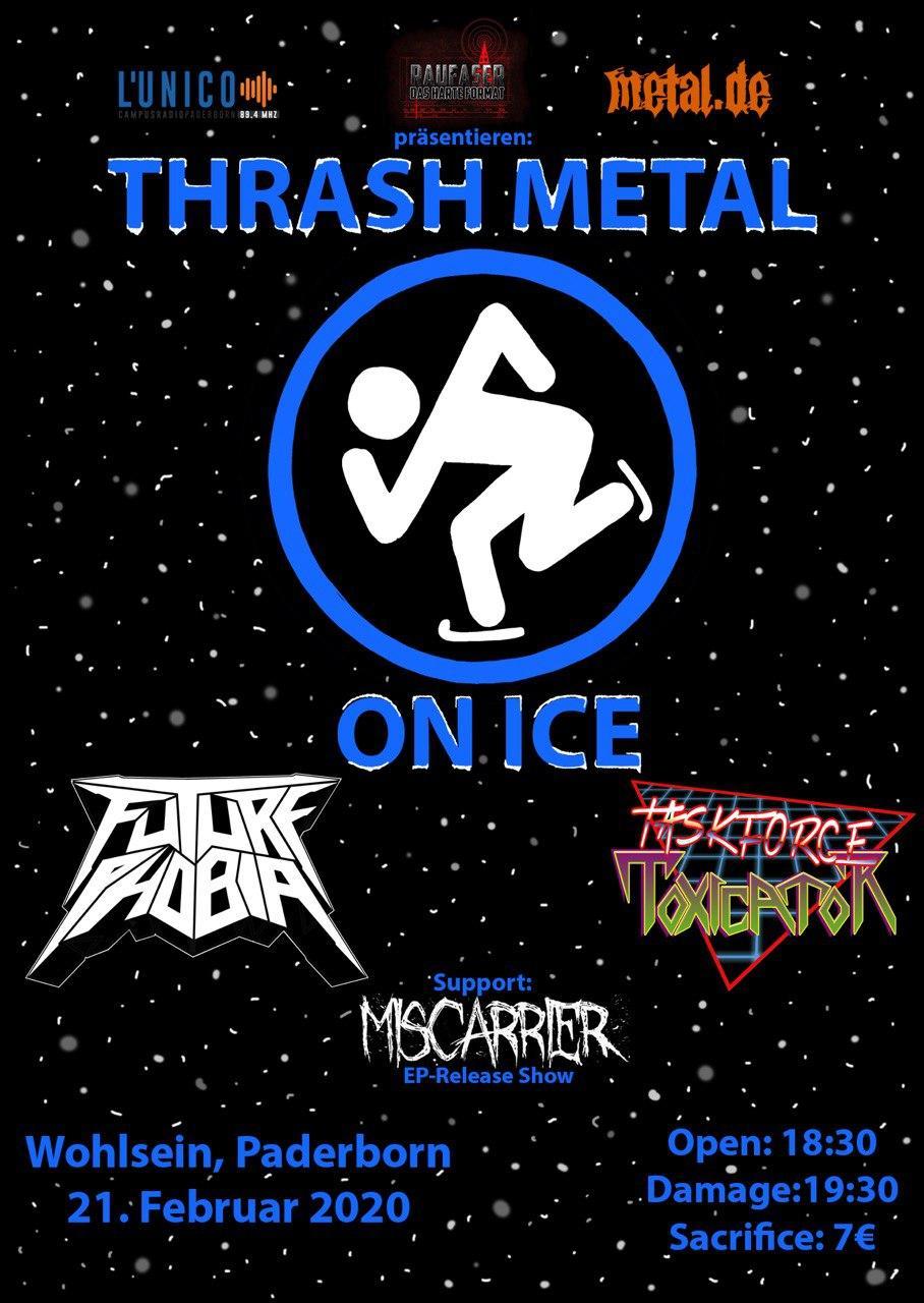 Thrash Metal On Ice