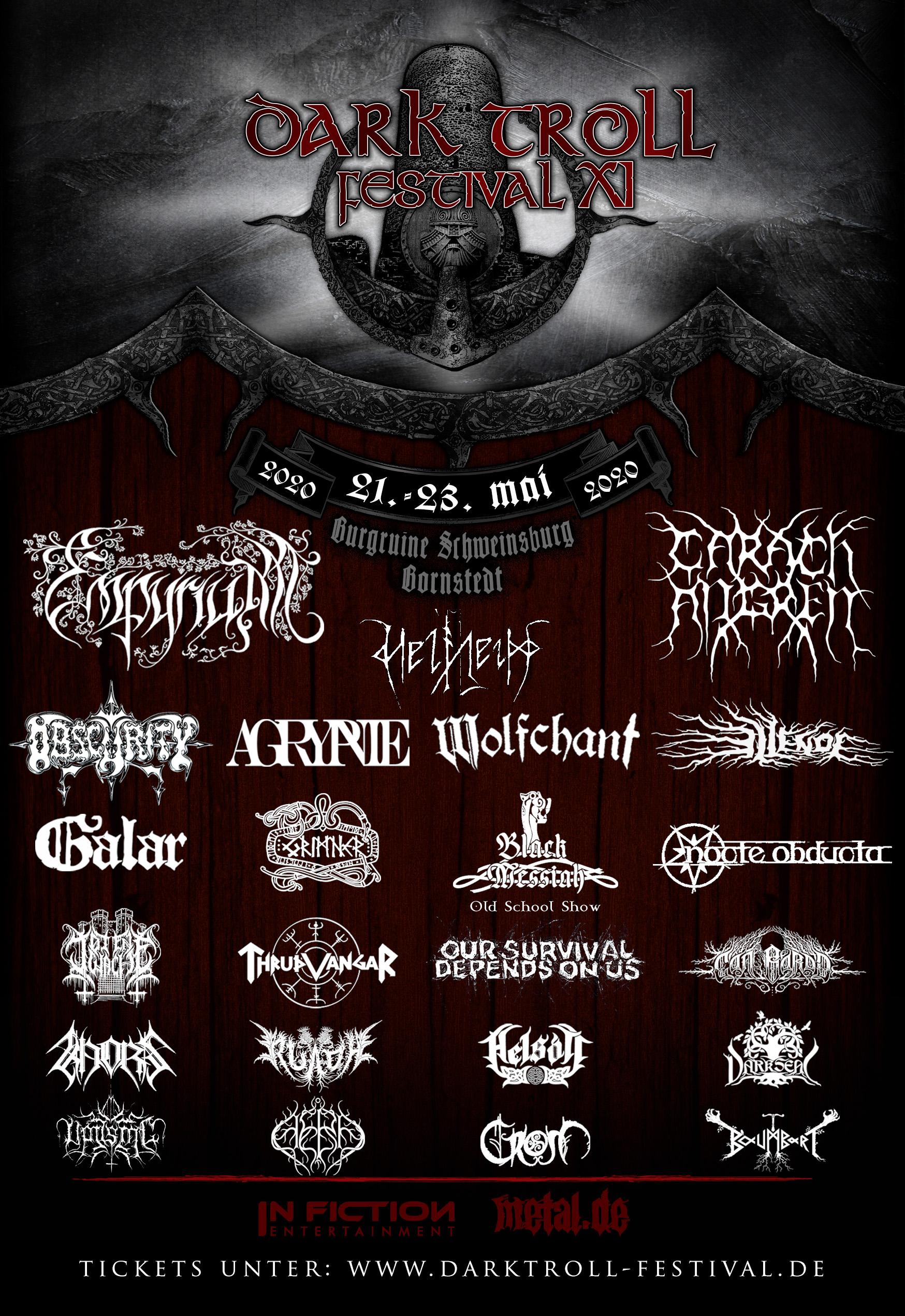 Dark Troll Festival 2020 (Januar20)