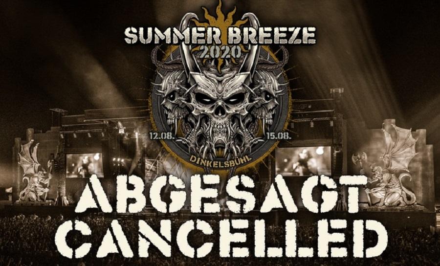 Bild Summer Breeze abgesagt