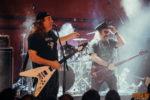 Konzertfoto von Brocas Helm auf dem Hammer and Iron 2020