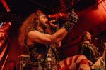 Konzertfoto von Stallion auf dem Hammer and Iron 2020