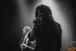 Konzertfoto von The Night Eternal auf dem Hammer and Iron 2020