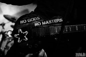 Konzertfoto von Anti-Flag - 20/20 European Tour