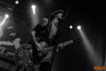 Konzertfoto von Backyard Babies - Germany Tour 2020
