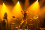 Konzertfoto von Battle Beast - World Dominion Tour 2020