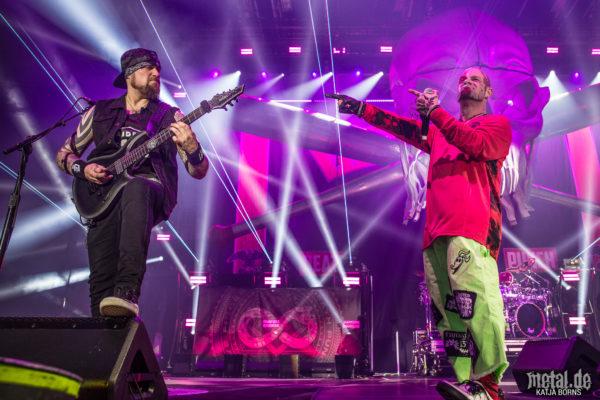 Five Finger Death Punch - European Tour 2020