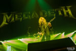 Megadeth - European Tour 2020