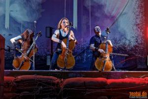 Konzertfotos von Apocalyptica - Great Tour 2020