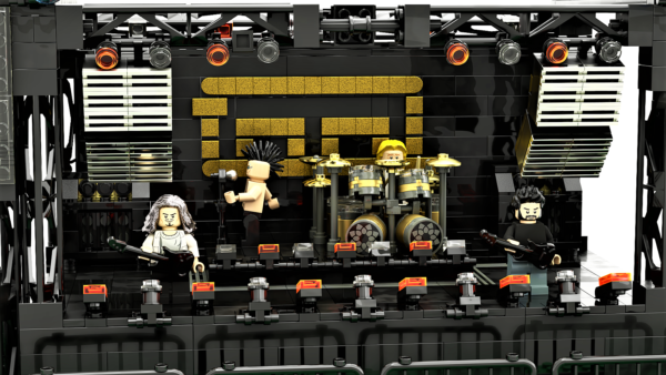 Tool - Lego-Stage