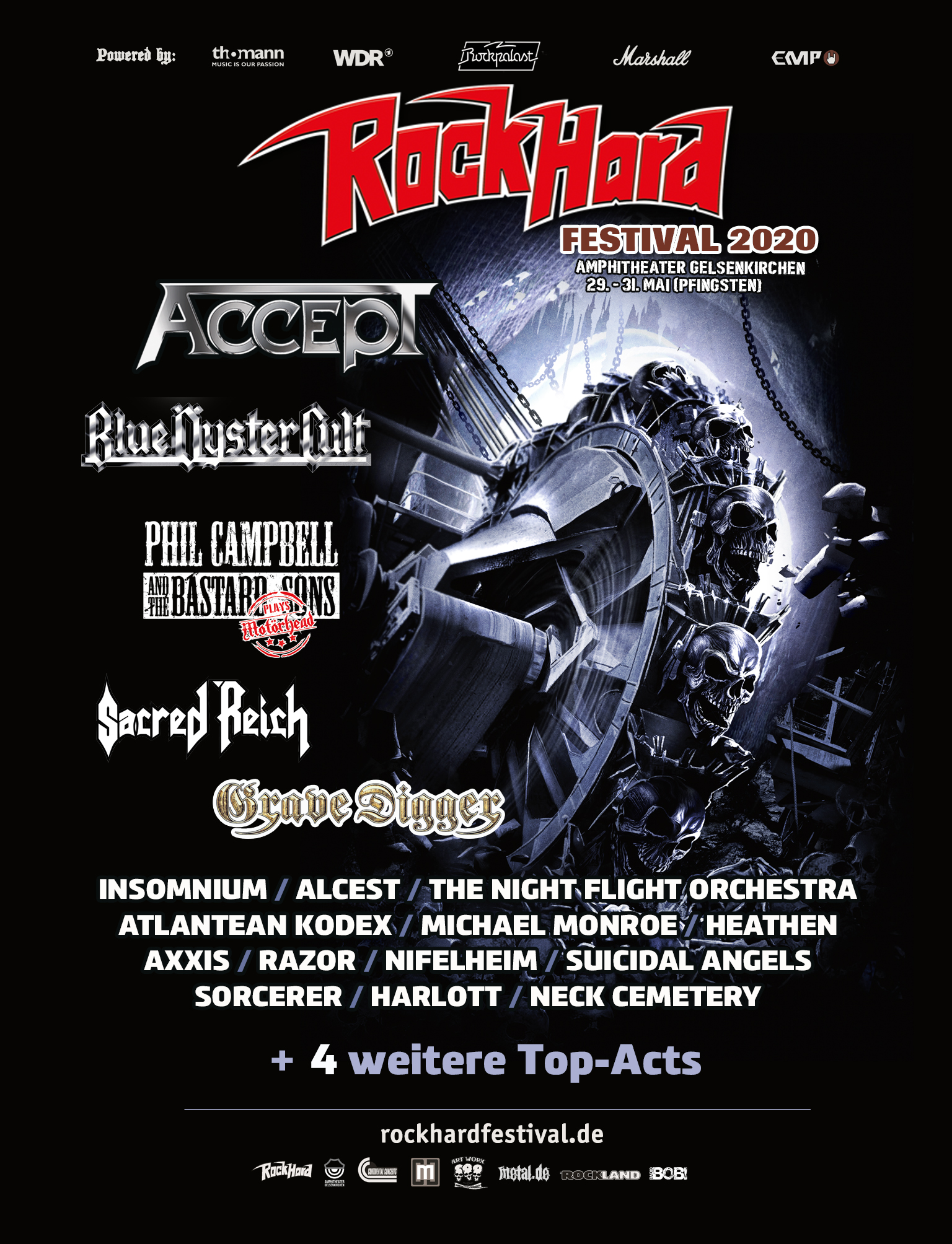 Rock Hard Festival 2020