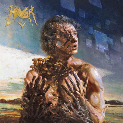 """Albumcover zu """"V"""" von Havok"""