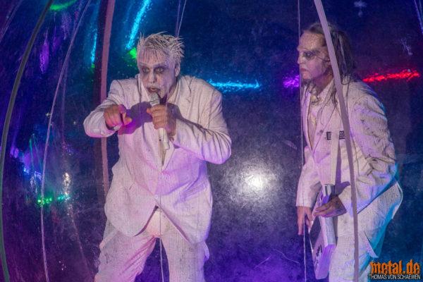Konzertfotos von Lindemann - Tour 2020