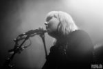 Konzertfoto von Kælan Mikla - Spiritual Instinct Tour 2020