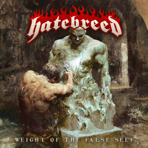 Bild Hatebreed - Weight Of The False Self Cover
