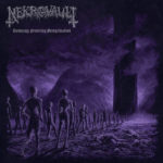 Nekrovault - Totenzug: Festering Peregrination Cover