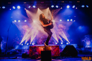 Konzertfoto von Testament - The Bay Strikes Back Tour 2020