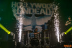 Konzertfoto von Hollywood Undead - Europatour 2020