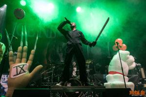 Konzertfoto von Ice Nine Kills - Europatour 2020