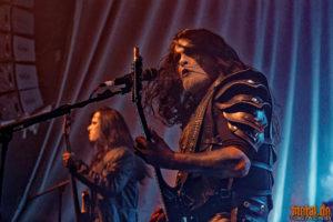 Konzertfotos von Abbath - Outstrider 2020 European Tour