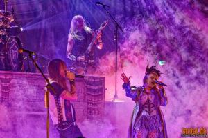 Fotos von Hammerfall - World Dominion 2020 Tour