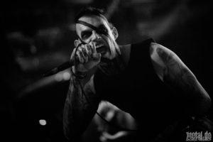 Konzertfoto von Carnifex - Human Target EU/UK Tour 2020