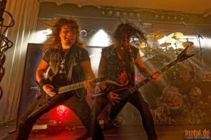 Konzertfoto von Destruction - Thrash Alliance Tour 2020