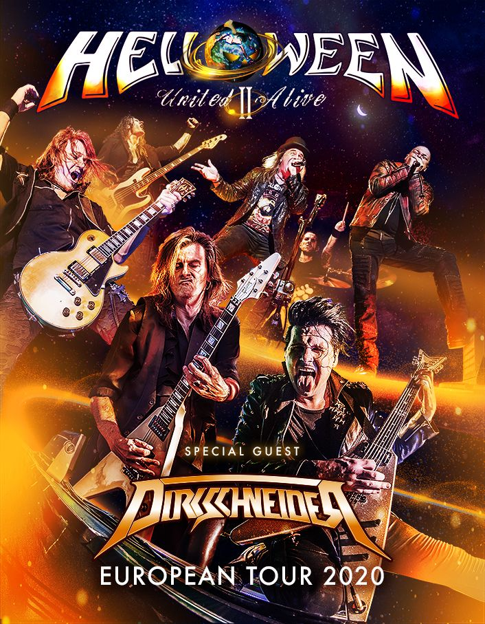 Helloween - United Alive Part II