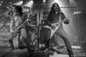 Konzertfoto von Legion Of The Damned - Thrash Alliance Tour 2020