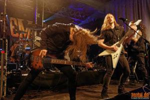 Konzertfotos von Savage Messiah - Wings Of Rage Tour 2020
