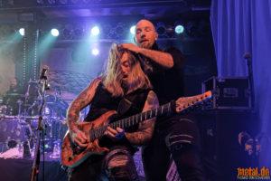 Konzertfotos von Serenity - Wings Of Rage Tour 2020