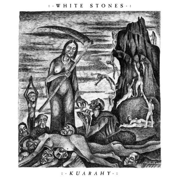 Artwork - White Stones - Kuarahy