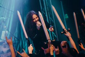 Konzertfoto von Rhapsody of Fire - The Eigth Mountain Tour 2020