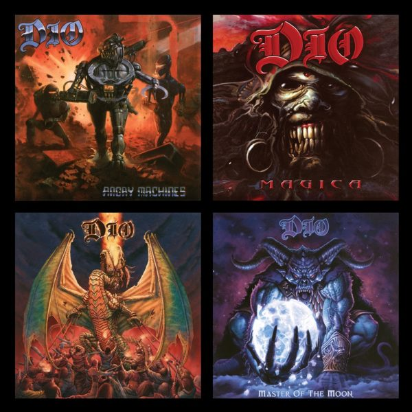 Dio Re-Releases