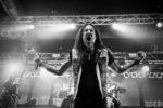 Konzertfoto von Hammerfall - World Dominion Tour 2020 in Berlin