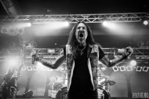 Konzertfoto von Hammerfall - World Dominion Tour 2020 in Berlin