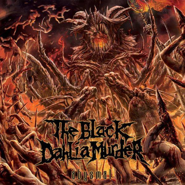 The Black Dahlia Murder - Abysmal - Cover