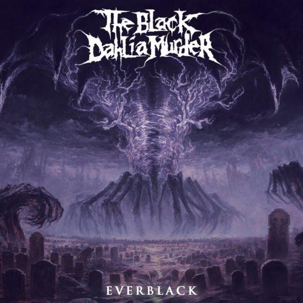 The Black Dahlia Murder - Everblack - Cover