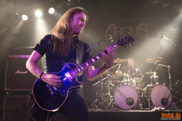 Konzertfoto von Argus auf dem Hell Over Hammaburg 2020