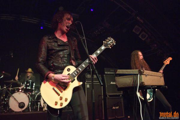 Konzertfoto von Joseph Tholl auf dem Hell Over Hammaburg 2020