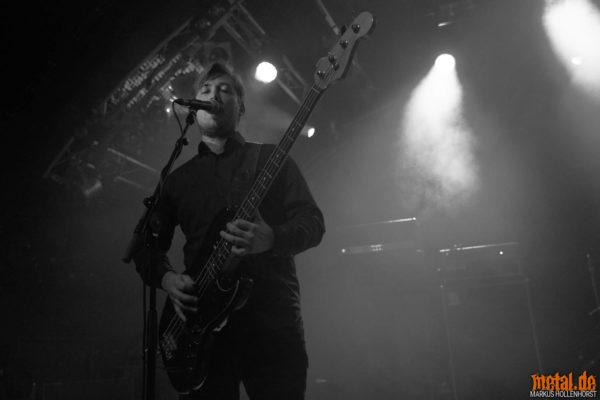 Konzertfoto von Vemod auf dem Hell Over Hammaburg 2020