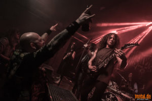 Konzertfoto von Schizophrenia - Descend Into Madness European Tour 2020