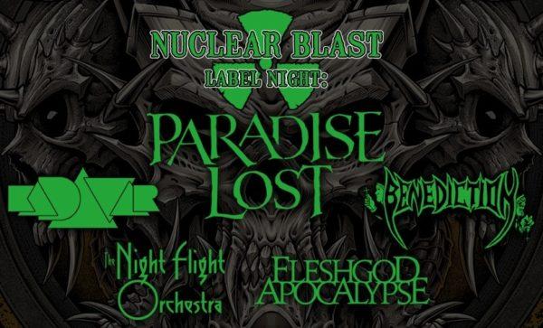 Summer Breeze - Nuclear Blast Label Night 2020