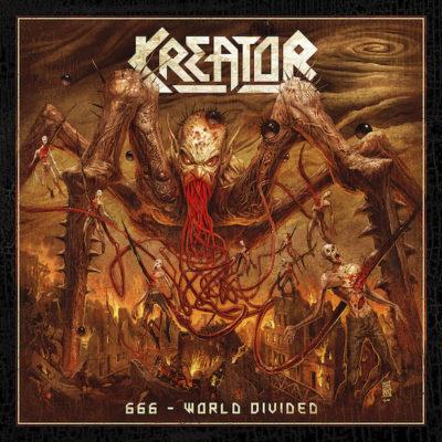 Kreator - 666 - World - Divided